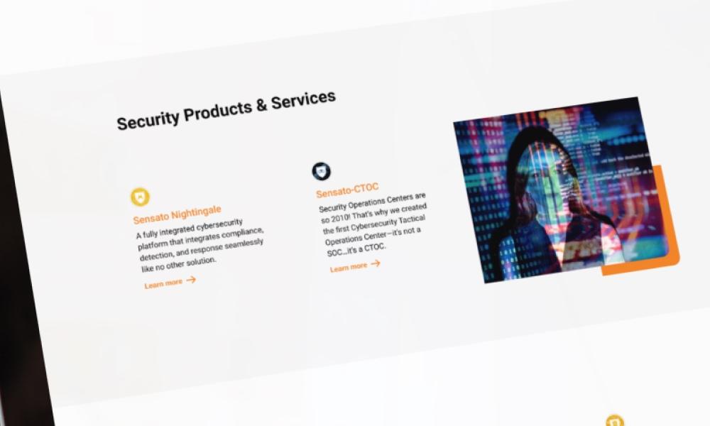Sensato Cybersecurity Solutions