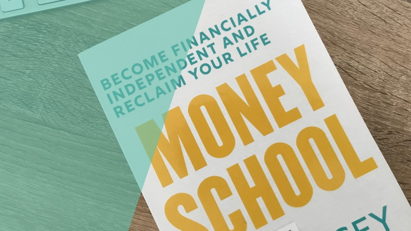 """Money & financial independence for designers: """"Money School"""" (book review)"""