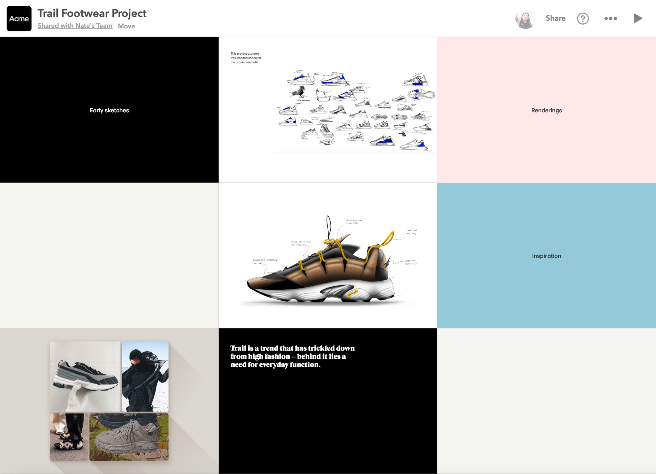 Paste by WeTransfer | Where your ideas come together