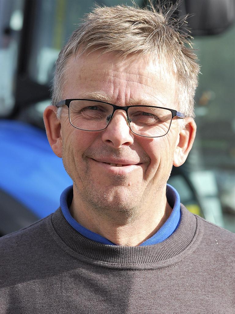 Seljar og montør ved Møgedal Mekaniske Verkstad, Werner Bakka