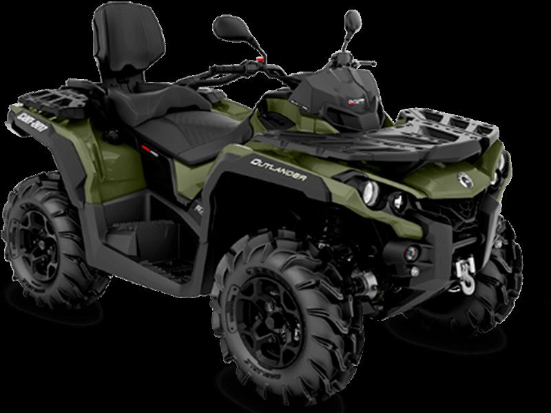 ATV køyretøy