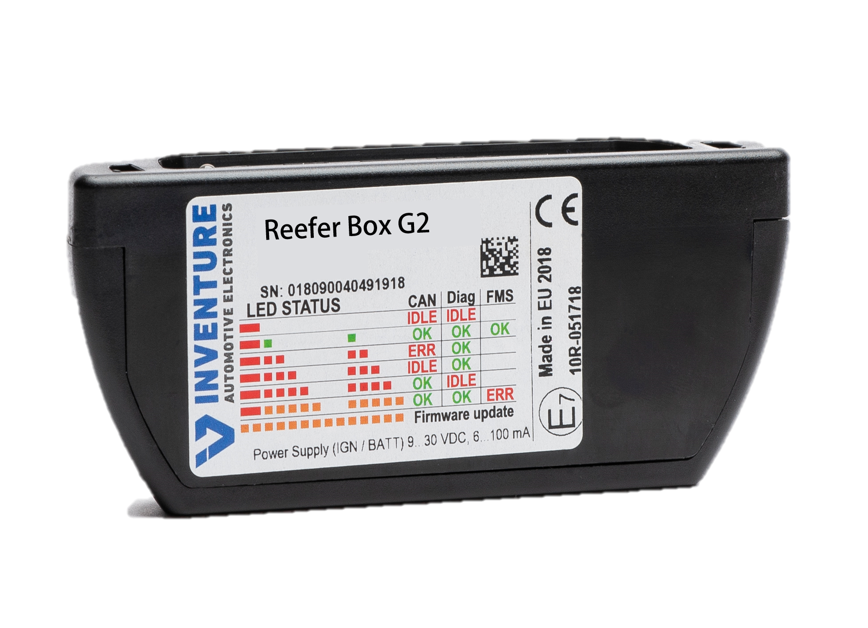 Inventure Reefer Box