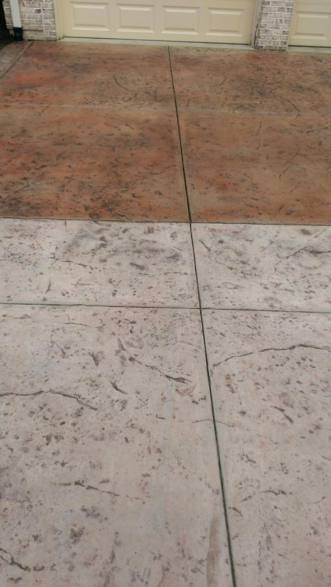 Driveway cleaning in Indianapolis