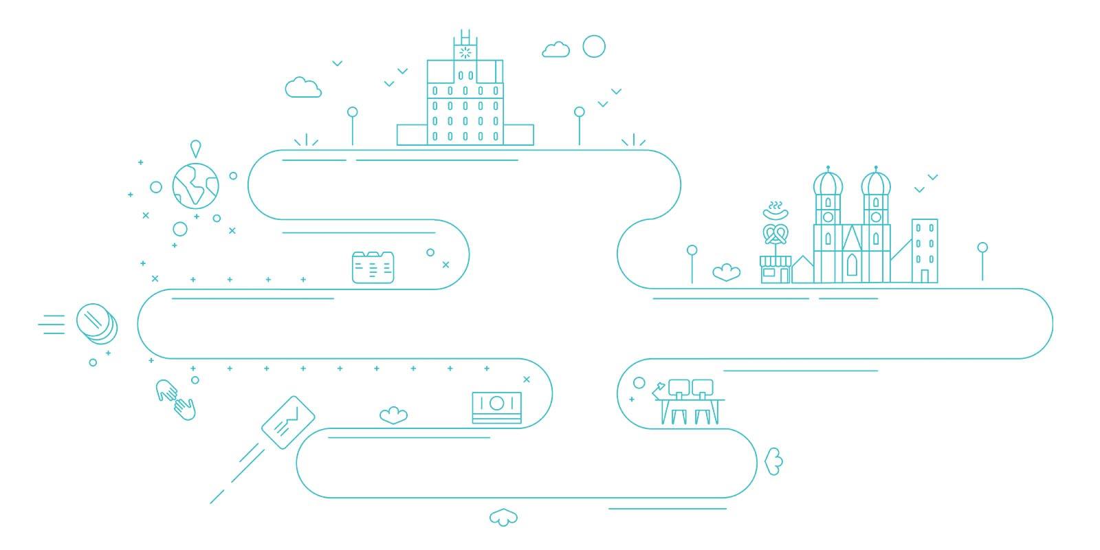 wayra Germany's core business, Investment, community and venture development program