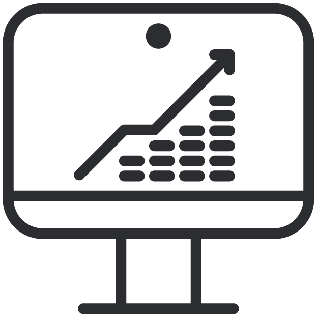 sales growth icon