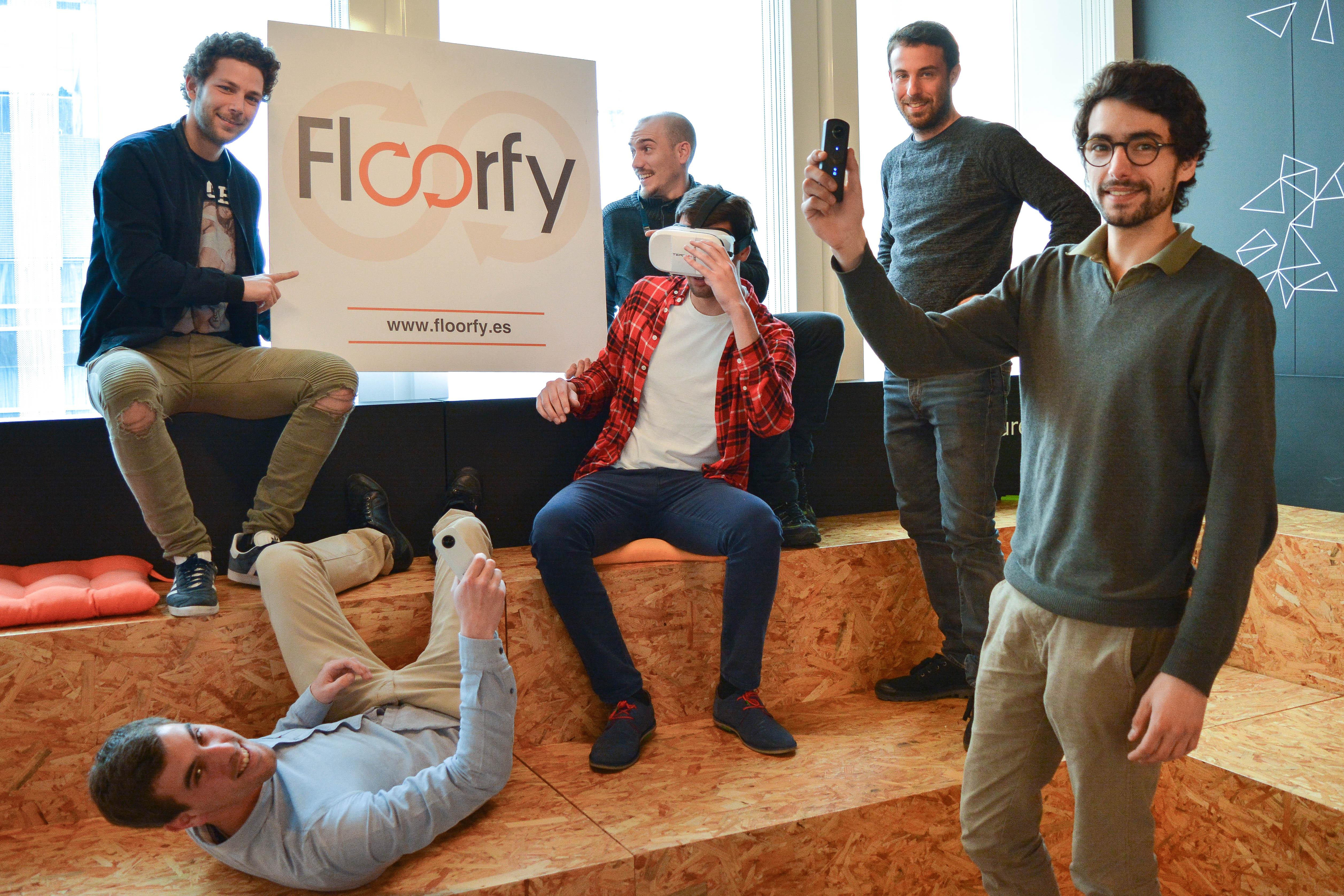 Floorfy ayuda a inmobiliarias a seguir activas durante el confinamiento con medio millón de visitas virtuales