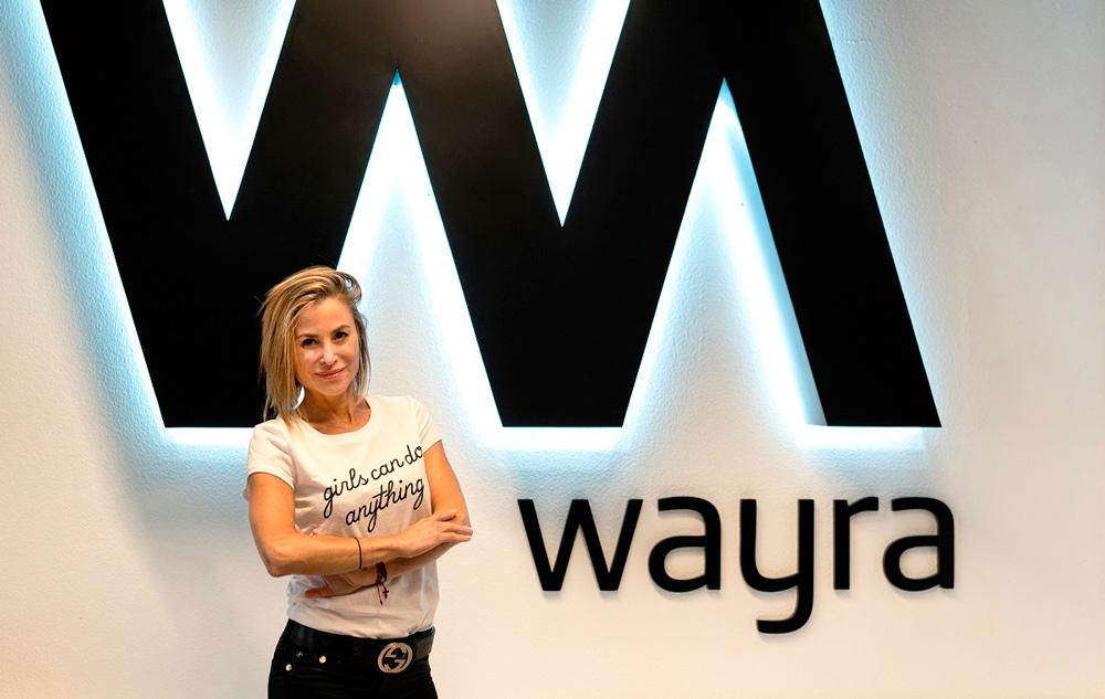 paloma castellanos, directora de de Wayra
