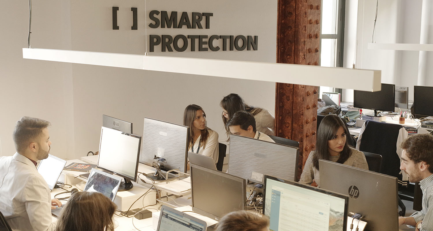 oficinas smart protection