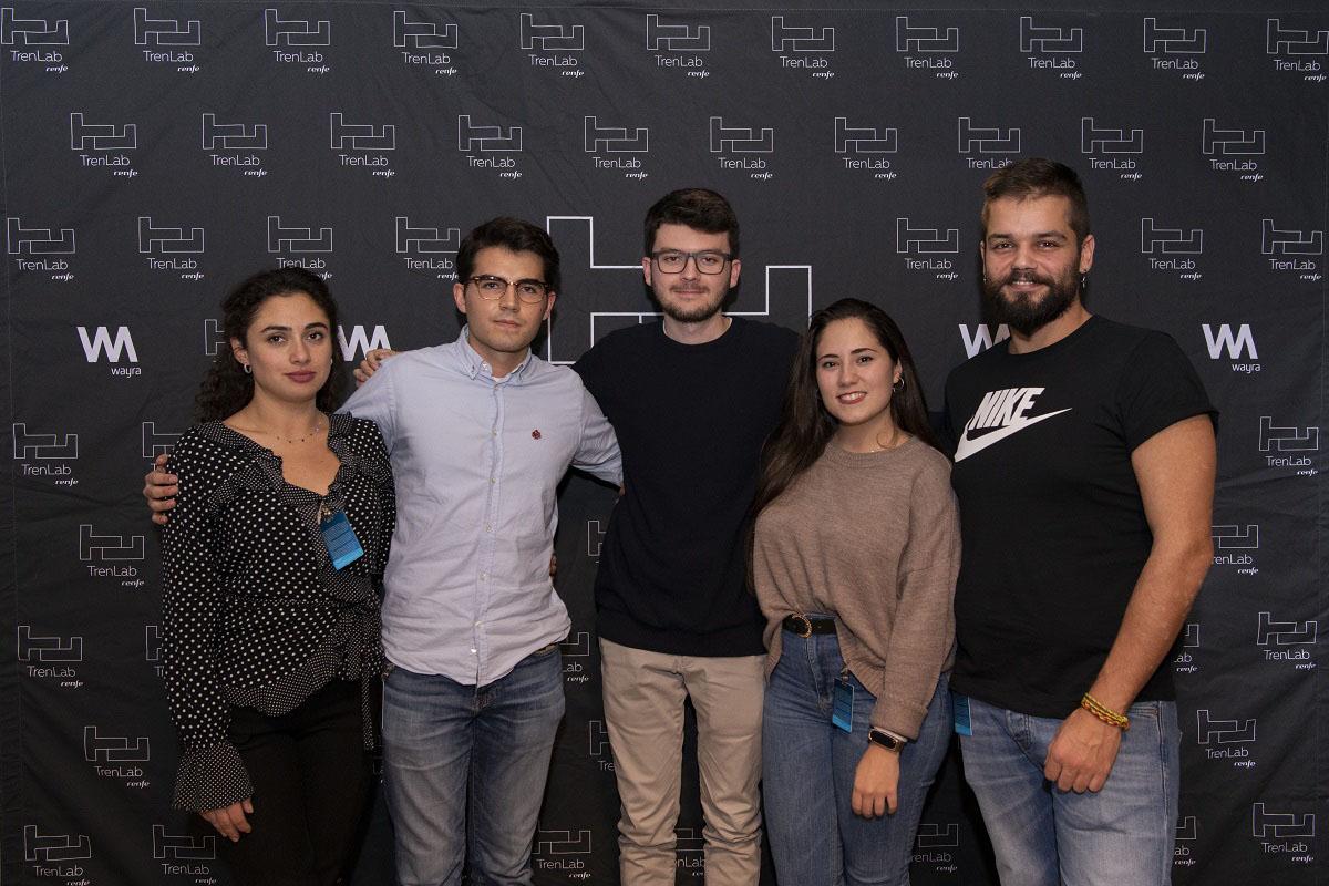 ganadores hackaton AVE