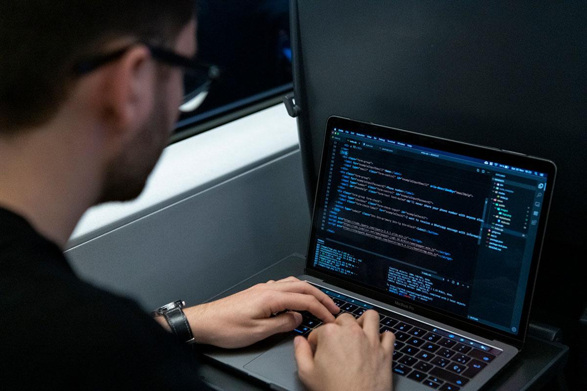 programando dentro del AVE