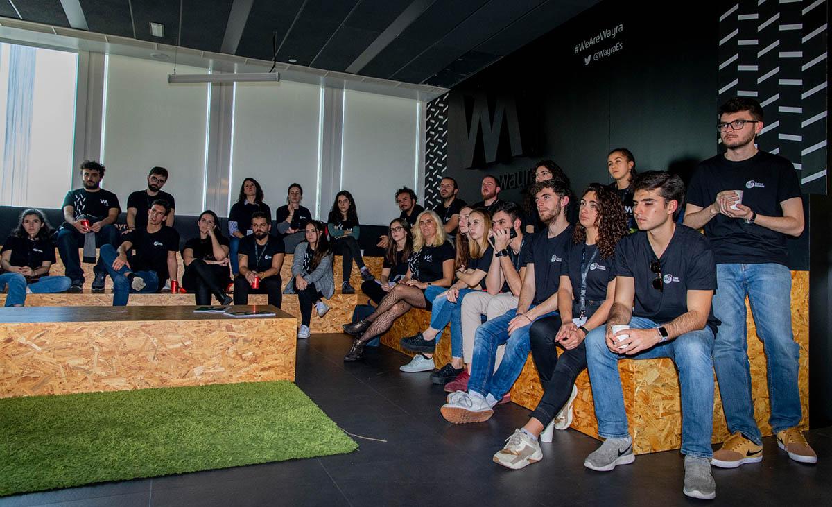 Participantes hackaton
