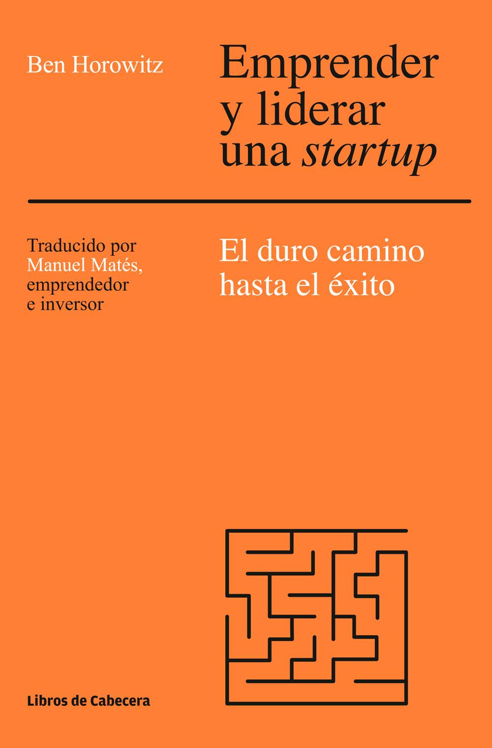 emprendery liderar una startup
