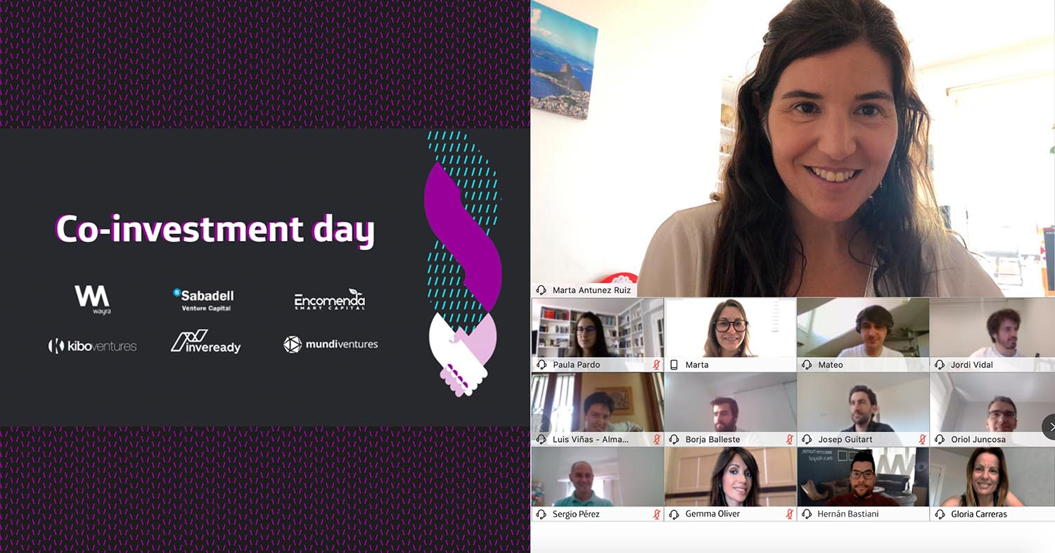 reunion co-investment day online