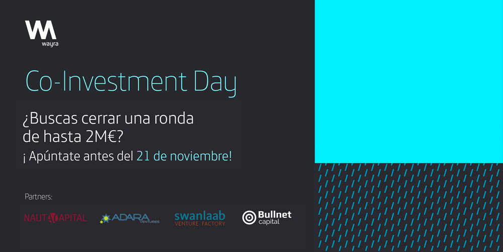 co-investment day banner