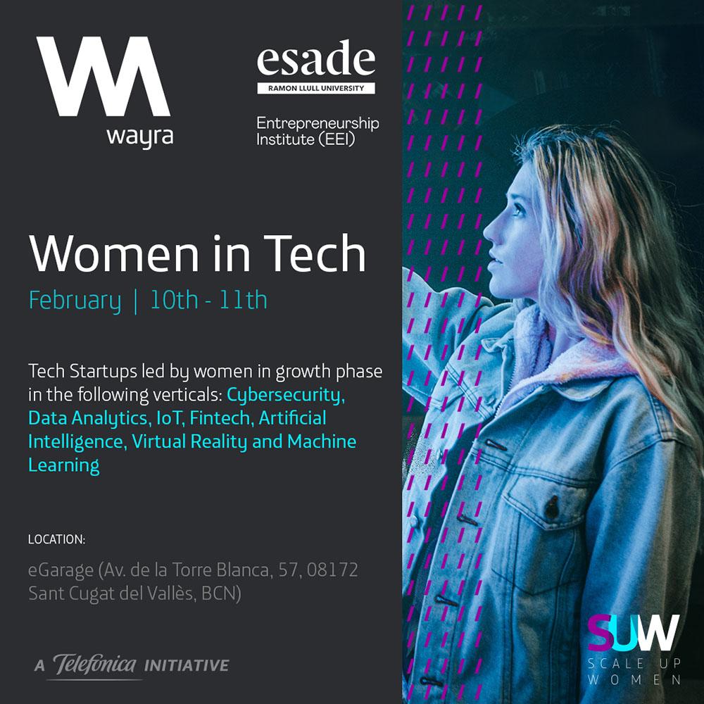 #WomenInTechBootcamp