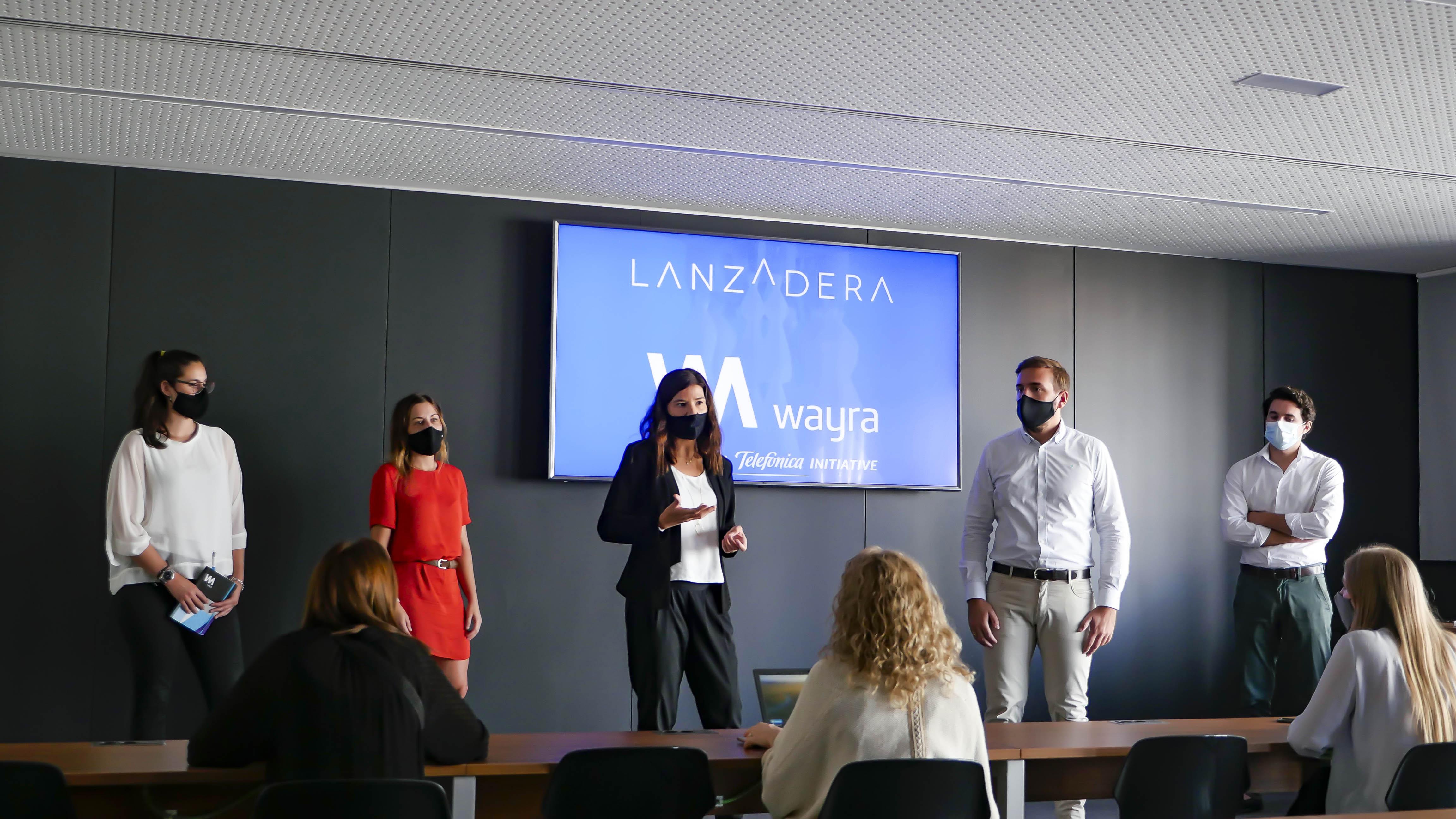 Wayra y Lanzadera firman un acuerdo estratégico para impulsar el emprendimiento en Valencia