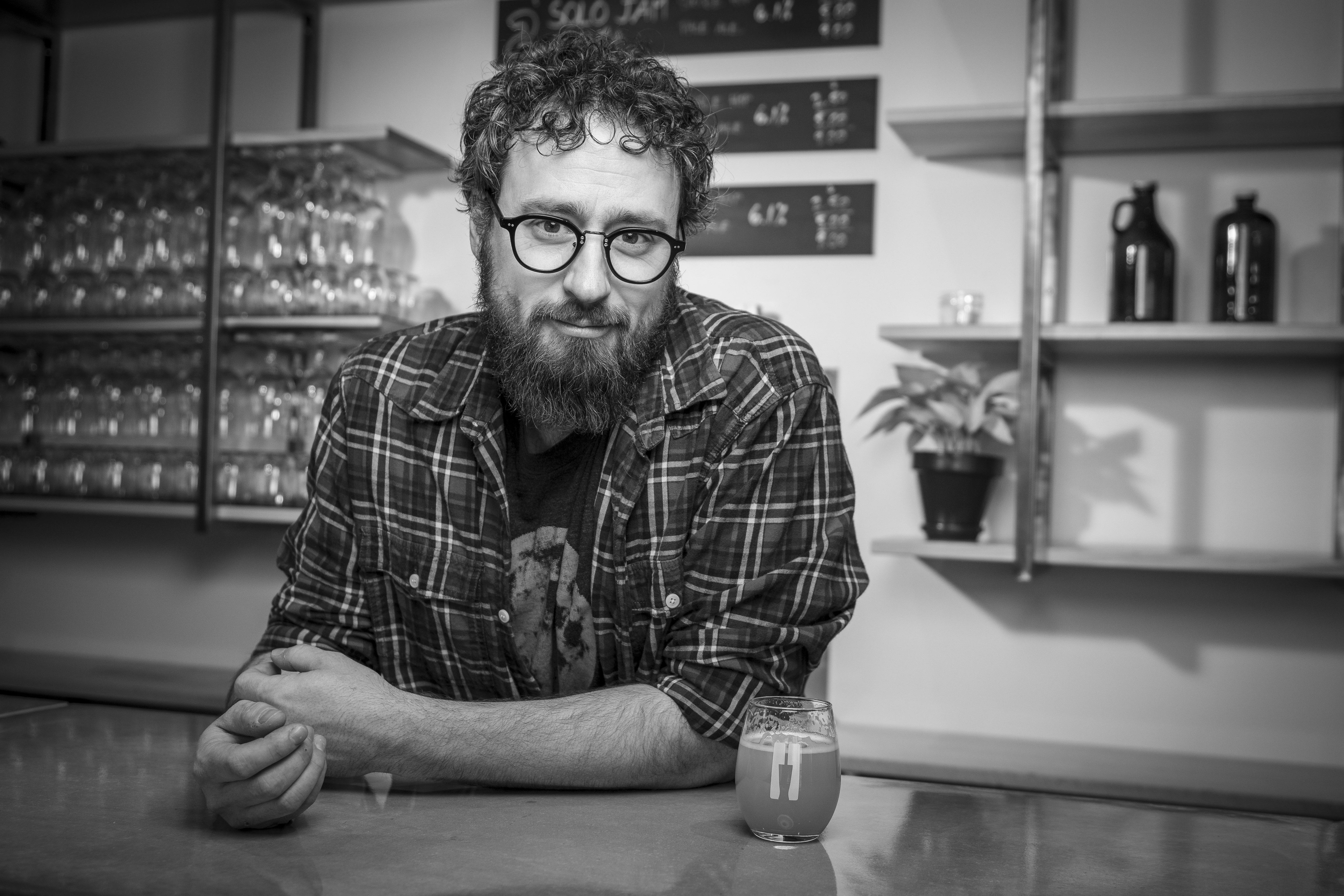 Photo of Rich Hrytzak, Co-Founder of Counterpoint Brewing Co.