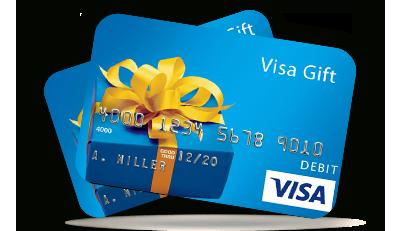 Visa Gift Card Referral Incentive