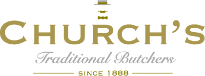 Church's Butchers Logo