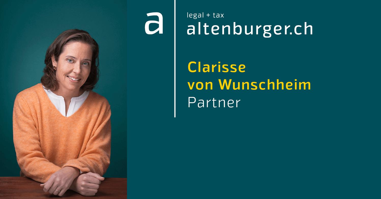 legal marketing corporate design law firm altenburger webseite anwalt kanzlei clarisse von wunschheim strategie strategy