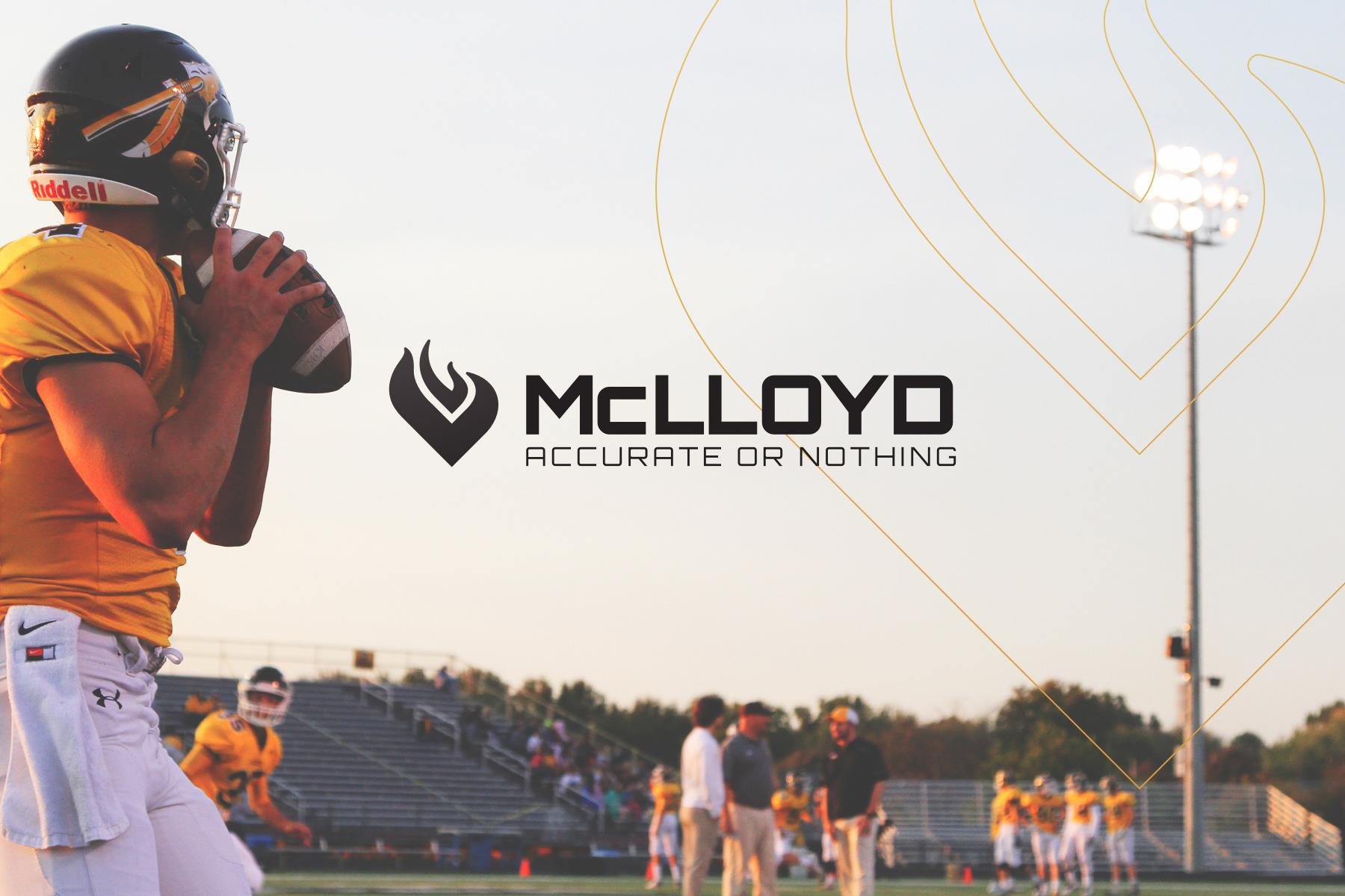 McLloyd Logo Design