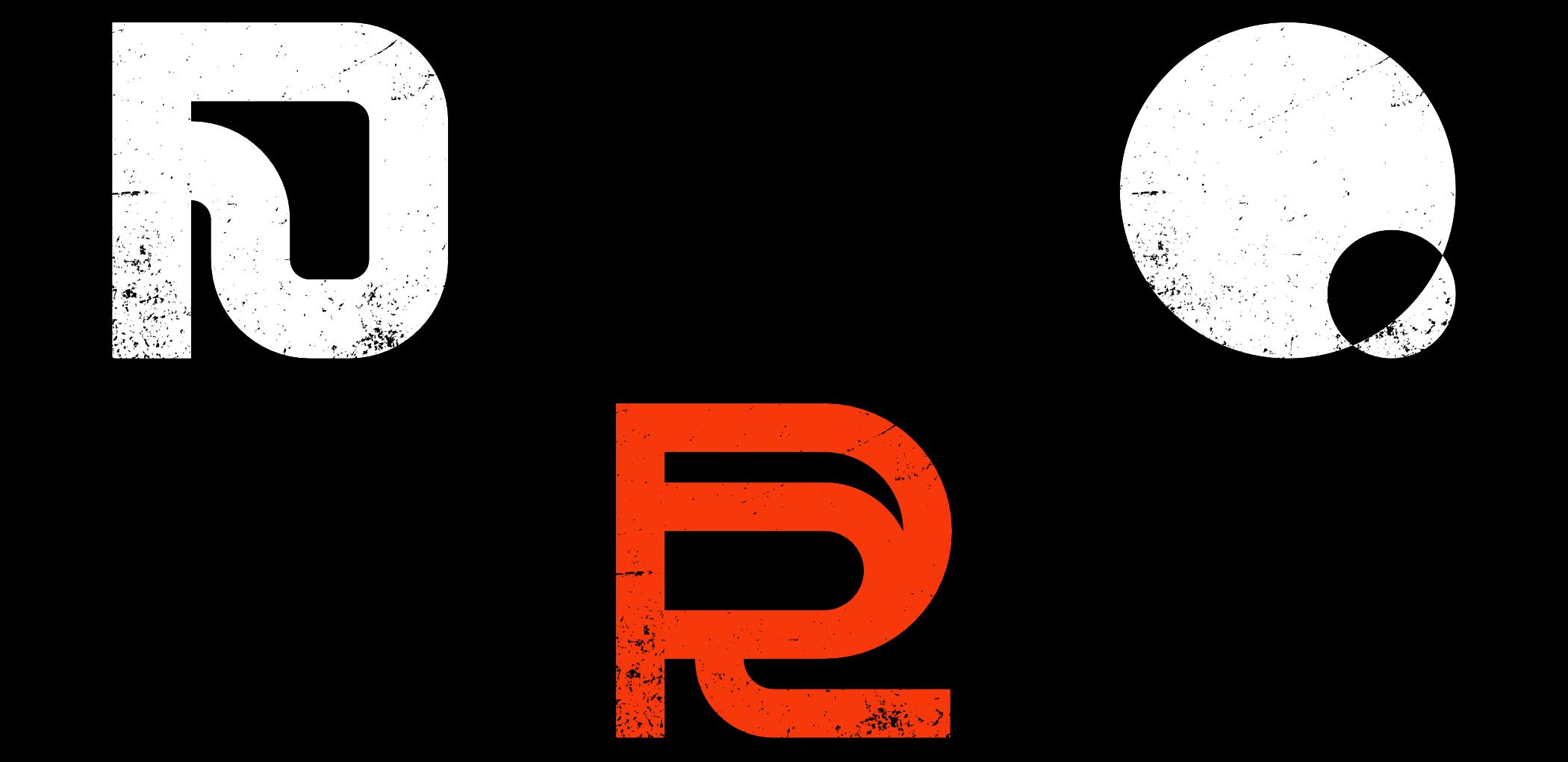 36DaysofType - P,Q,R