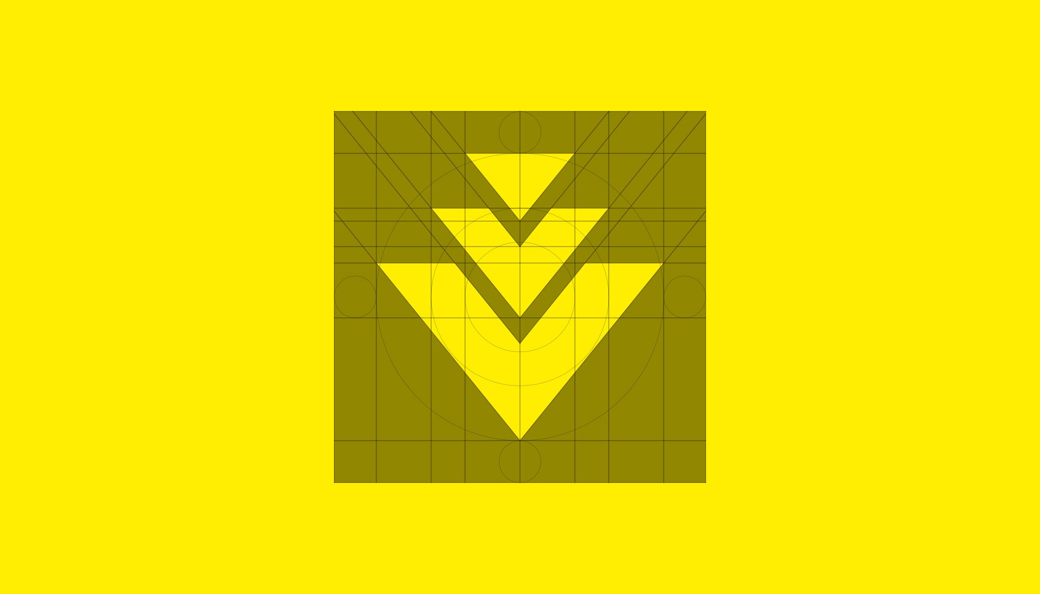 Kärcher - redesign concept: Logo grid
