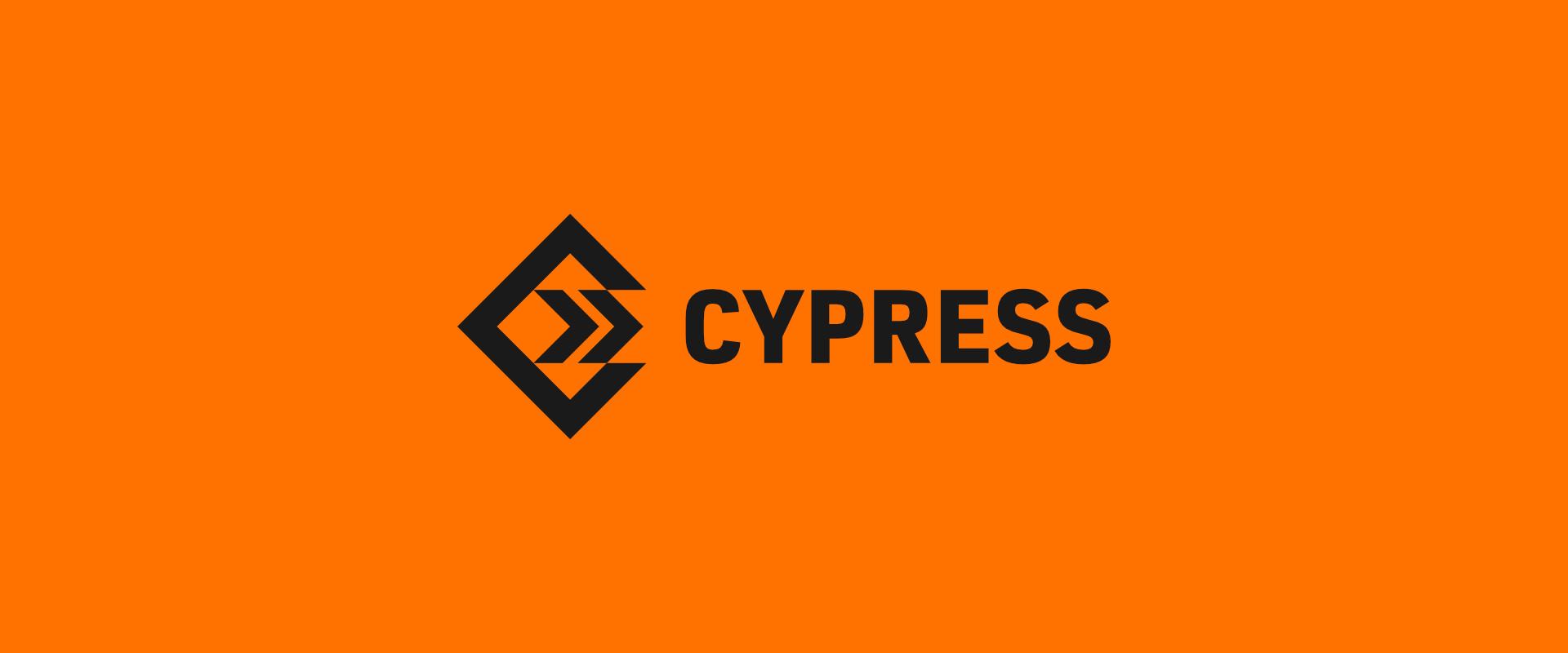 Cypress Safety - logo design