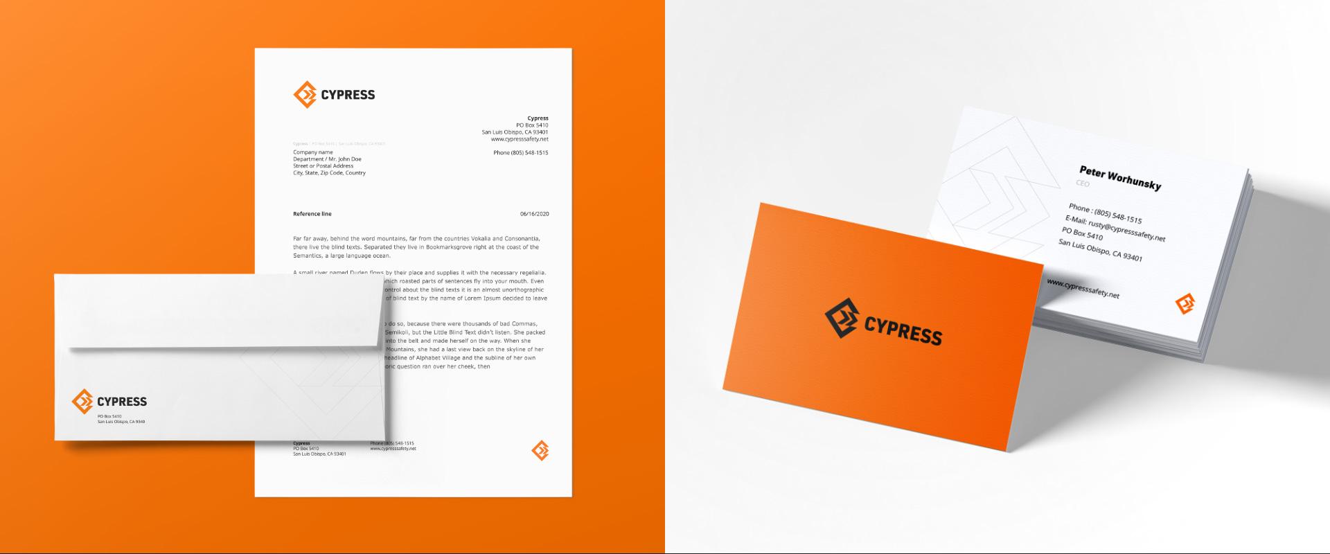 Cypress Safety - Stationary