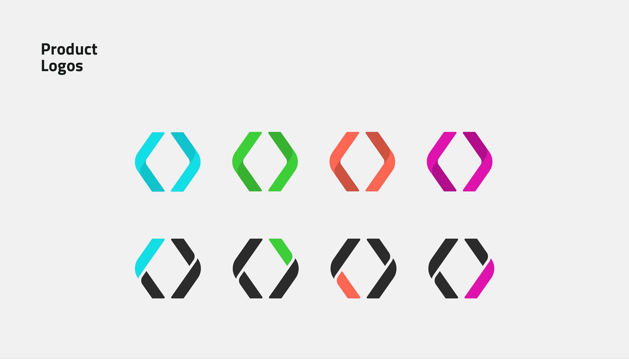 TITAN - Product Logos