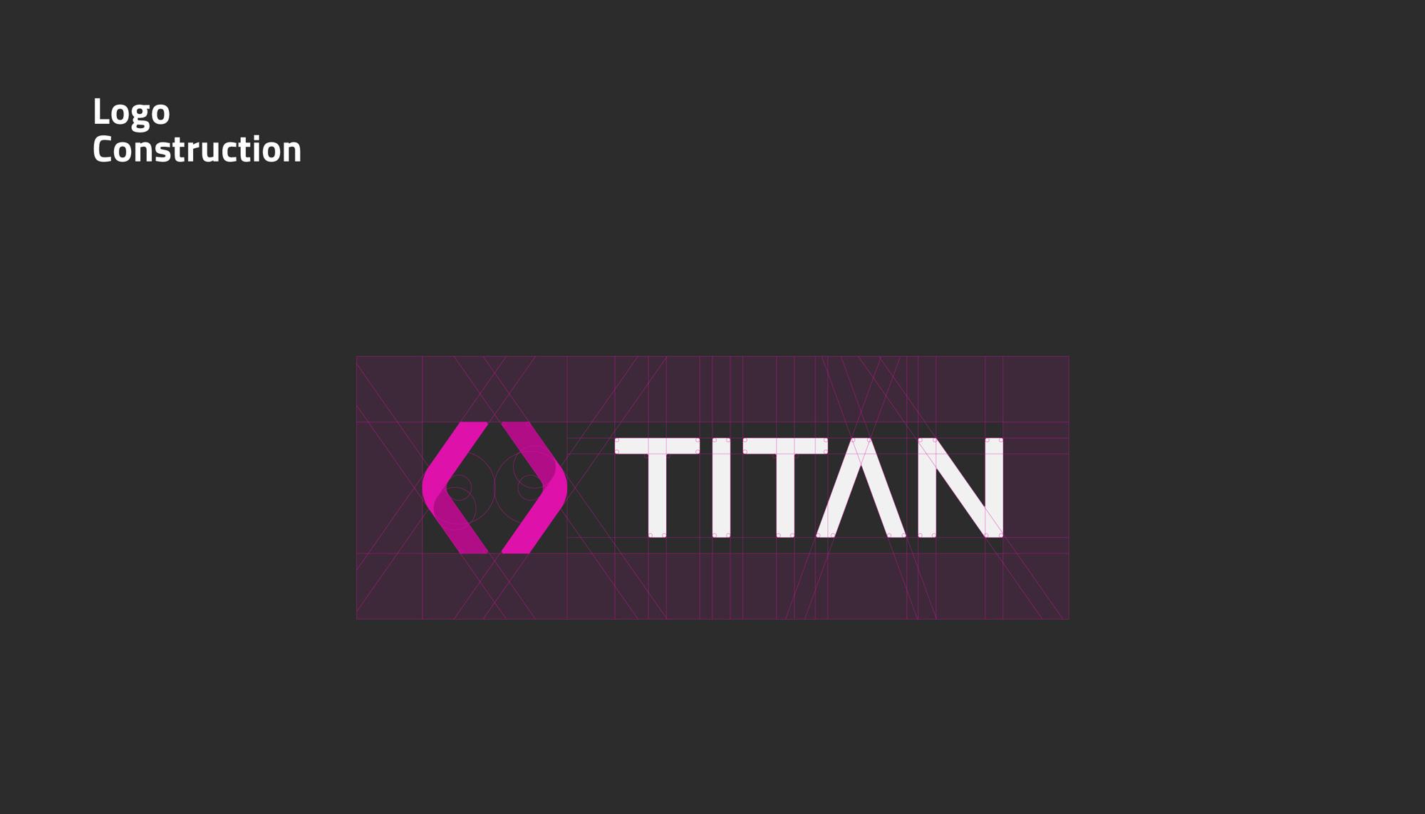 TITAN - Logo Construction