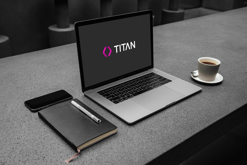 Logo Design - TITAN