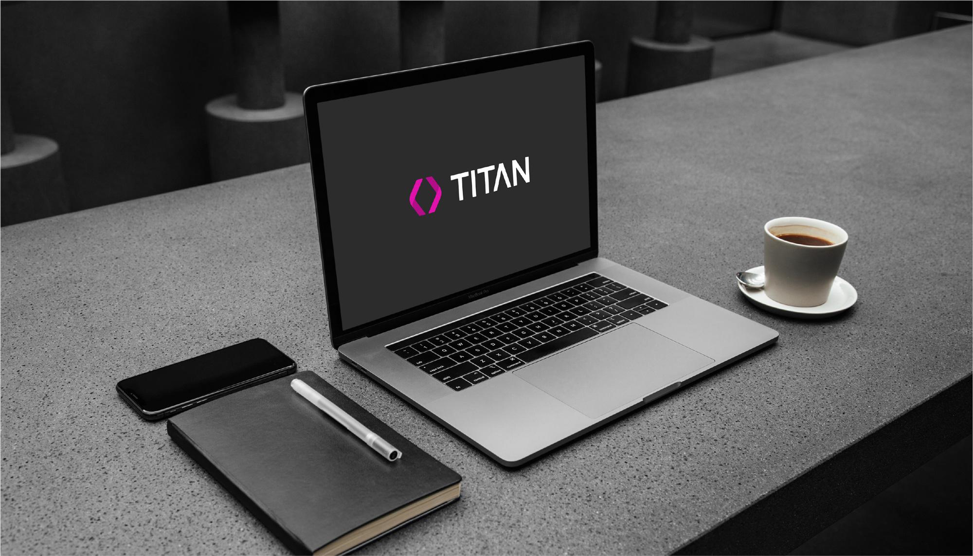 TITAN - Style Guide