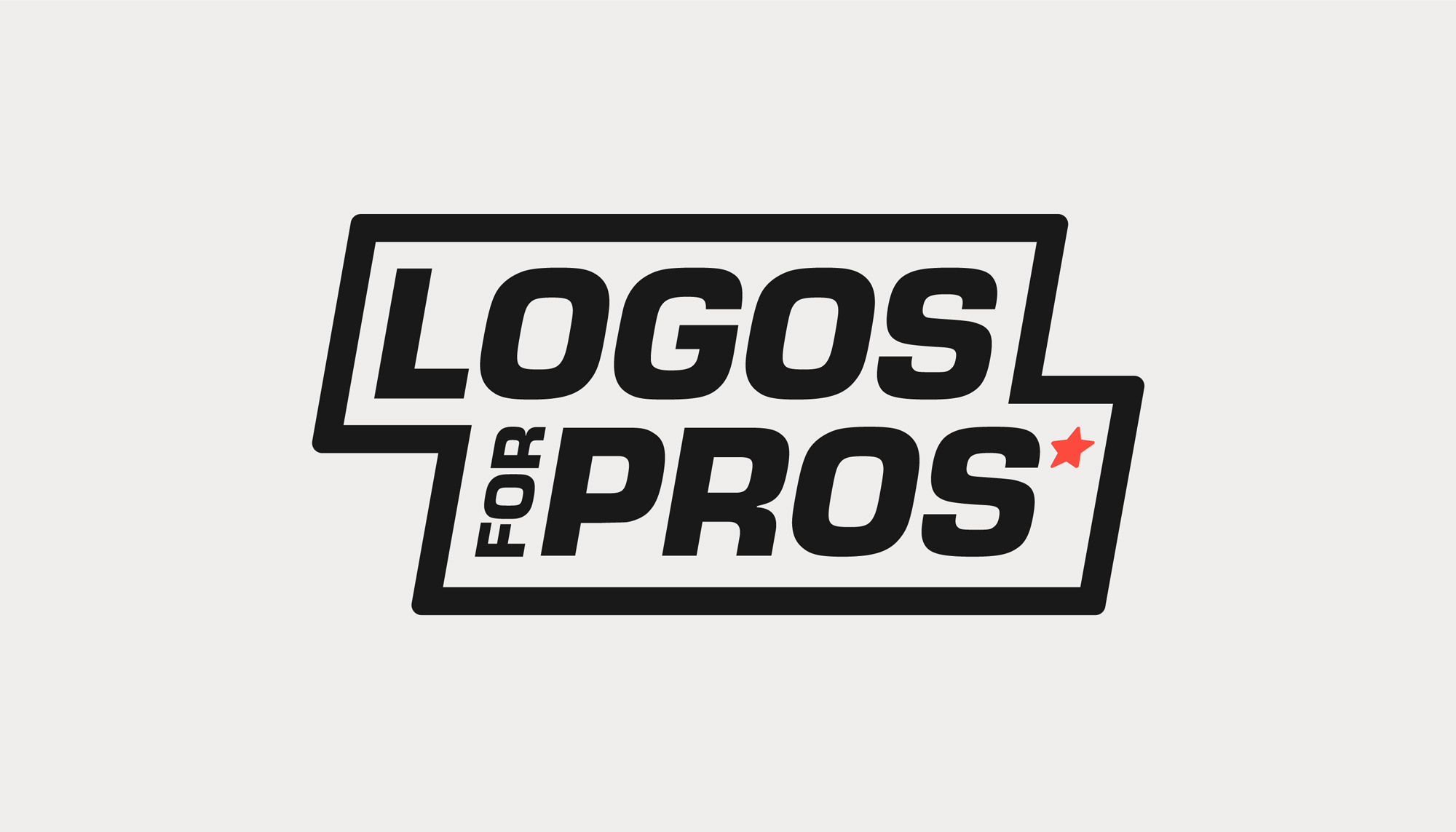 Logos for Pros - vertical lockup