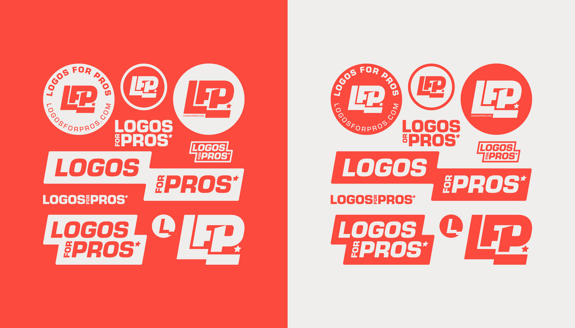 Logos for Pros - 1-color