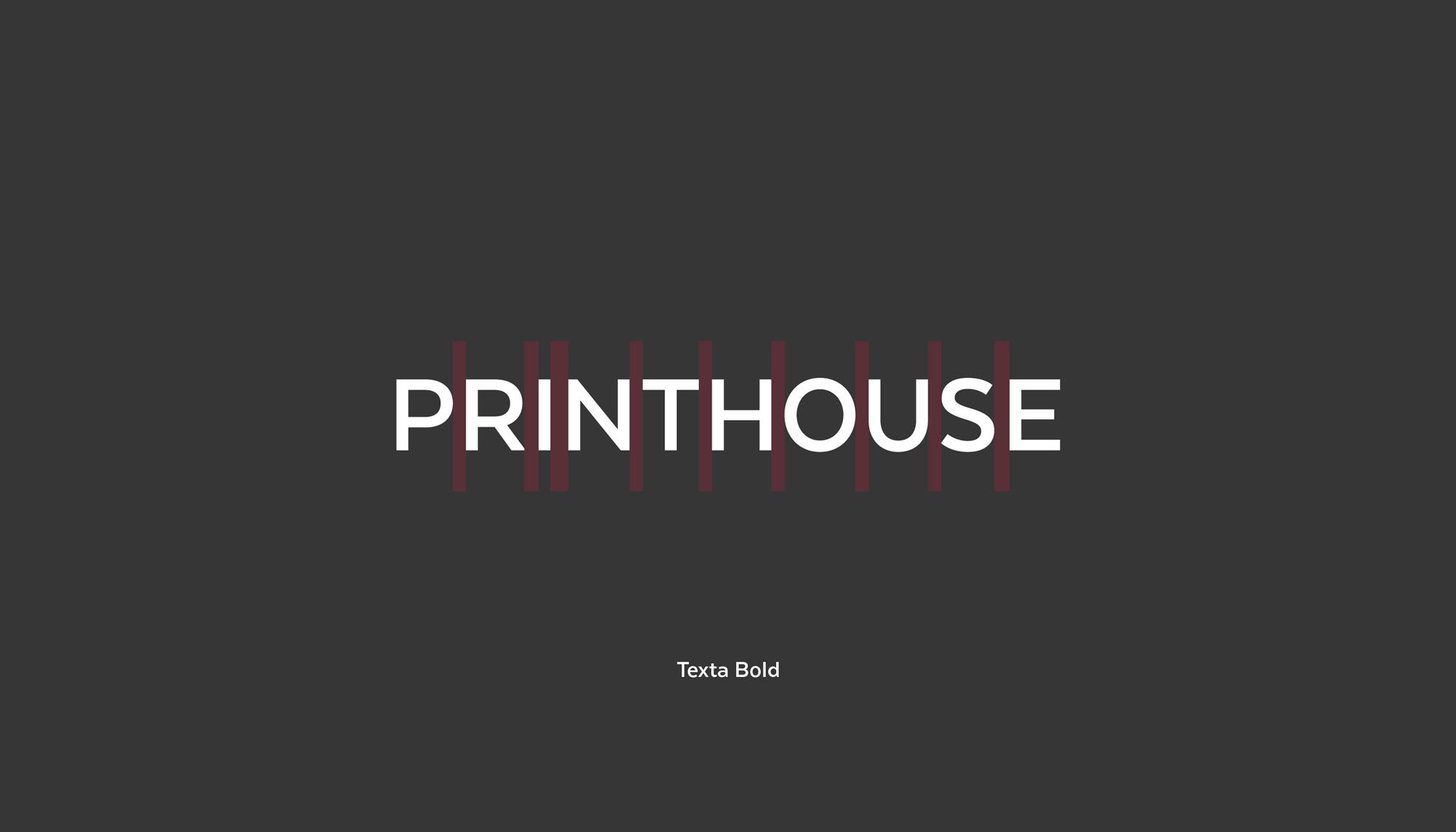 Printhouse GmbH - Logo design