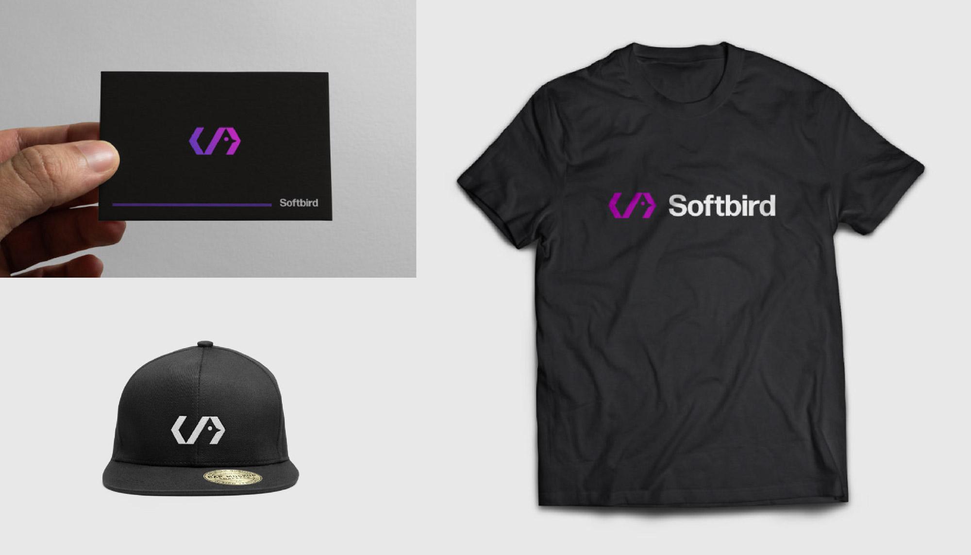 Softbird - Logo design
