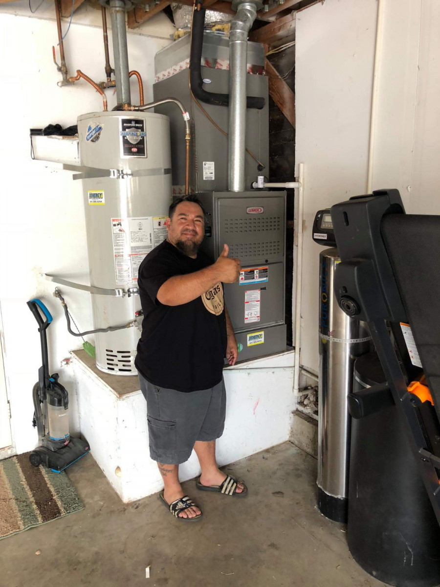 Heating installations in Riverside, CA