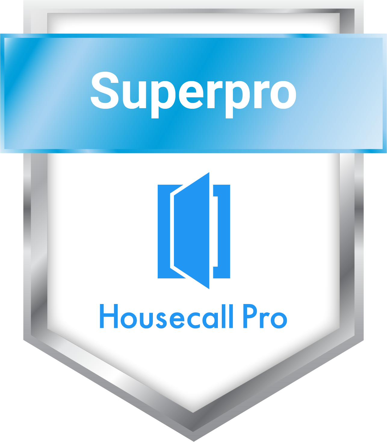 We have achieved Superpro status in Housecall Pro