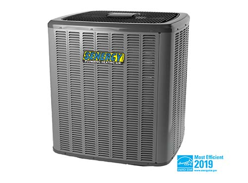 Senergy Heating & Air Conditioning installs Amana Air Conditioning Units