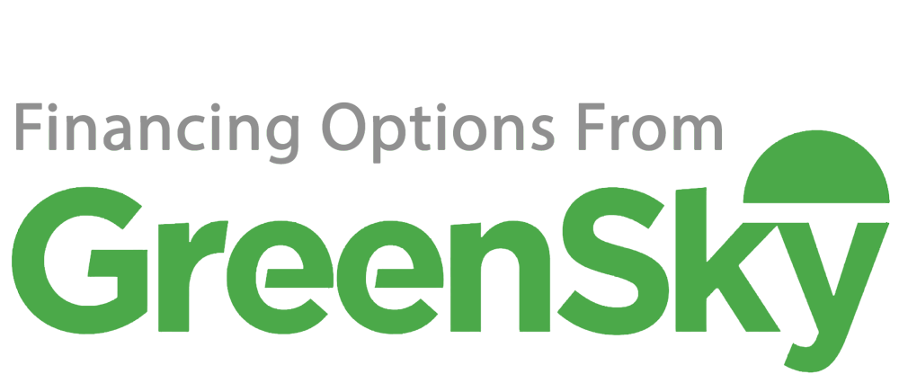 Finance options from GreenSky