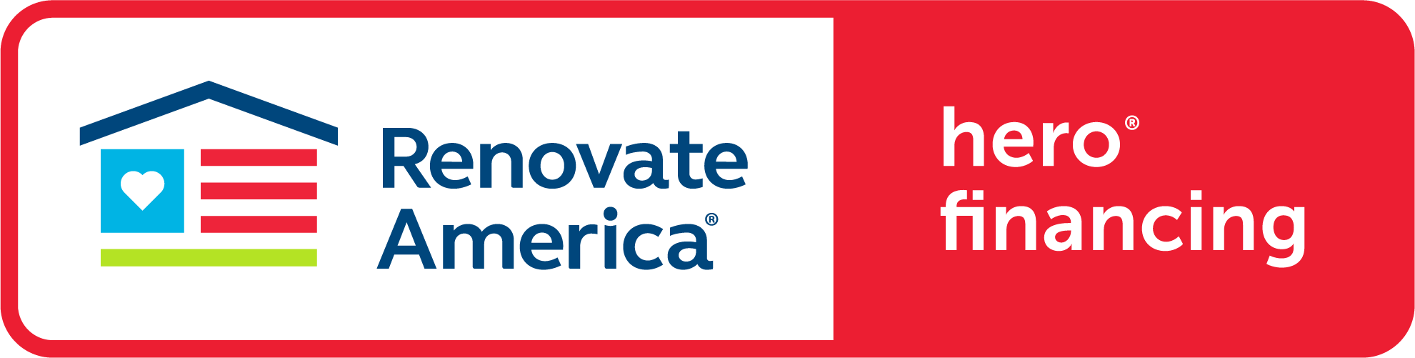 Renovate America hero financing