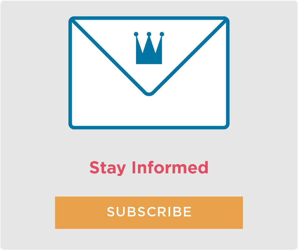 Stay informed. Click here to subscribe.