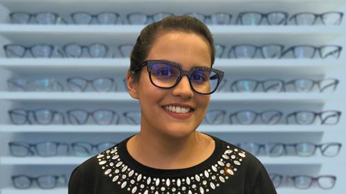 eyedeal vision optician Bhavita Magudia