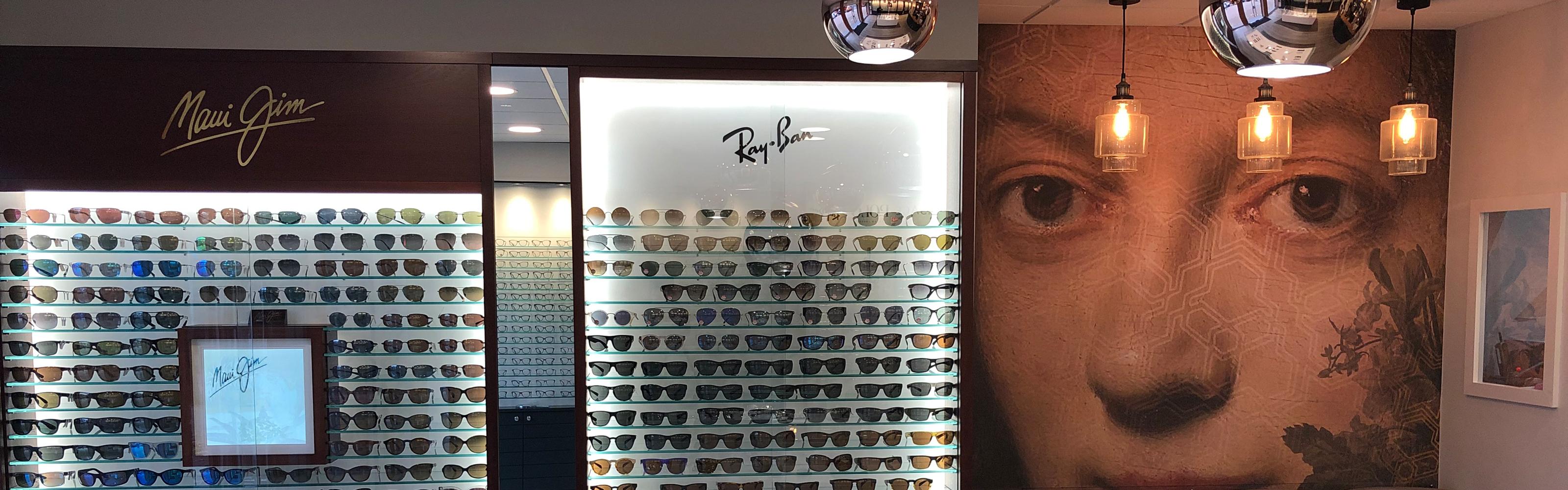 eyedeal vision opticians ray-ban display