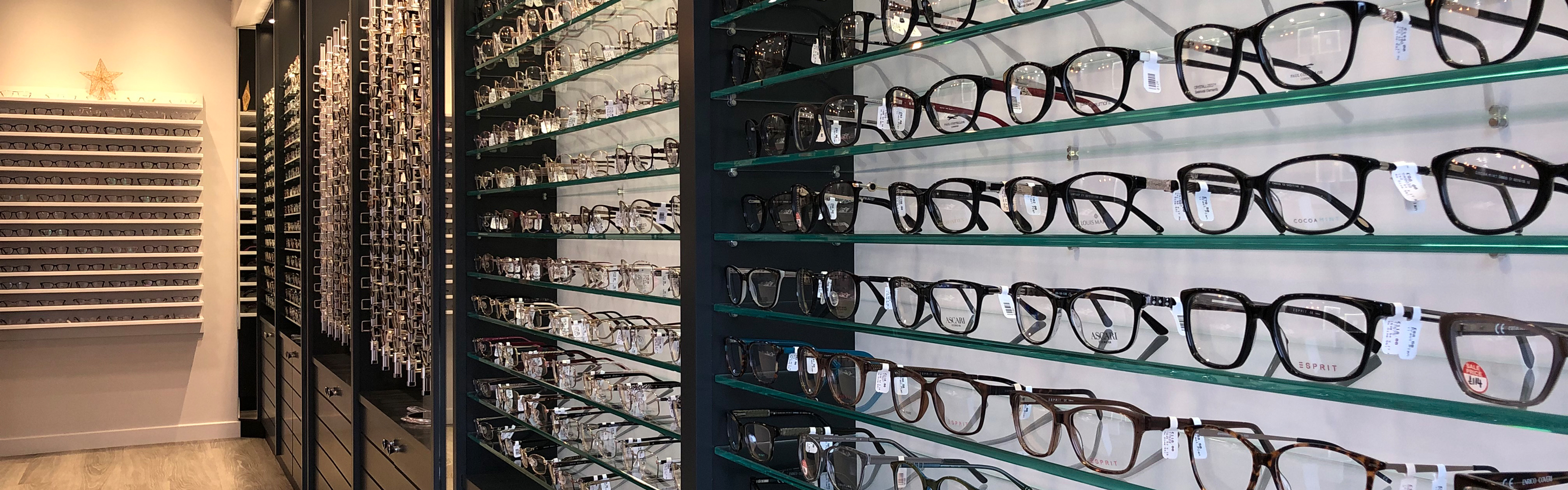 eyedeal vision opticians glasses