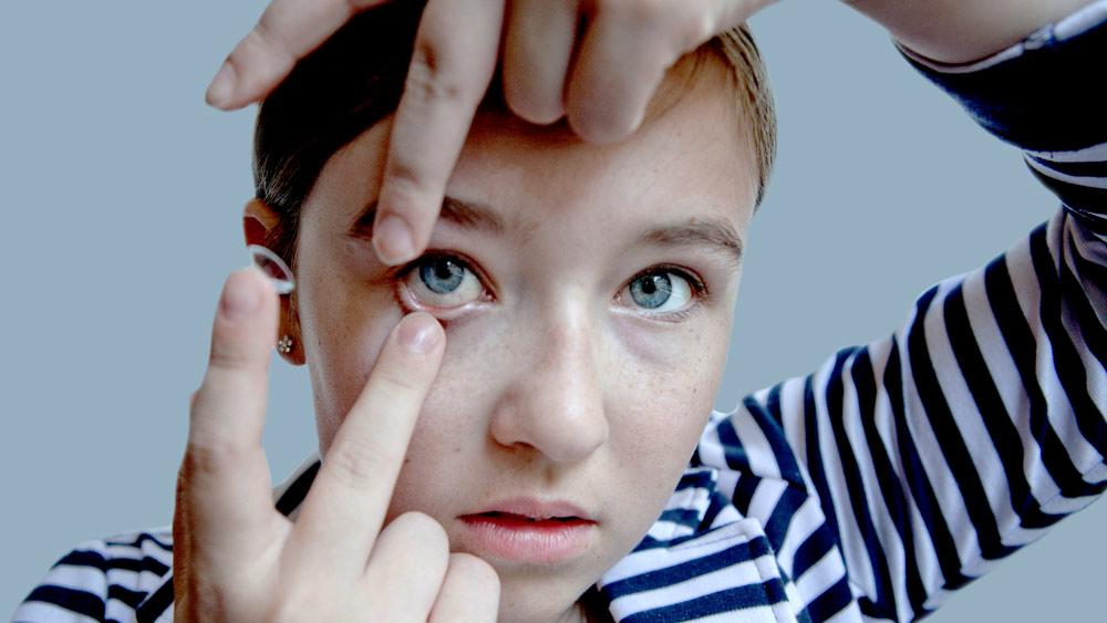 buy children contact lenses