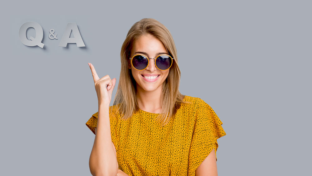 frequently asked questions to eyedeal vision opticians