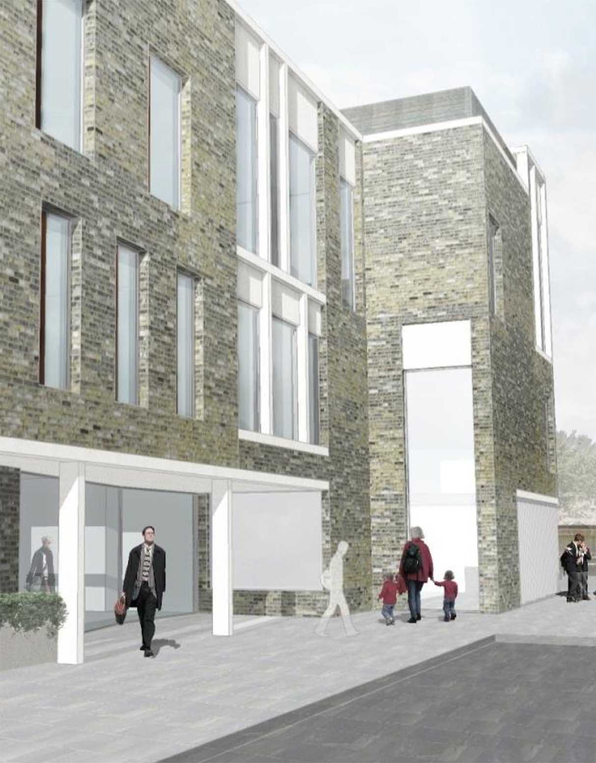 New Gorbals Health & Care Centre