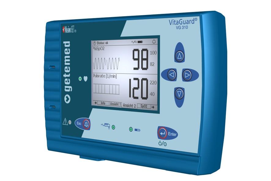 Getemed Vitalmonitor VitaGuard 310